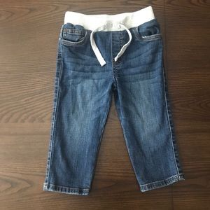 Tucker + Tate Flex Pull-On Jeans 24 Months